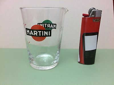 Bicchierino Dosatore Vermouth Martini Dry Cocktail Glass  Vintage Bar 8 Cm