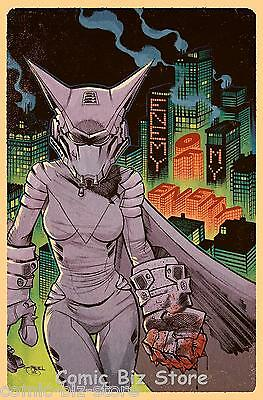 Mother Panic #4 (2017) 1St Printing Dc Young Animal Pope Variant Cover