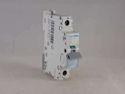 Hager MCB 10 Amp Single Pole Circuit Breaker Type C 10A C10 NCN110A
