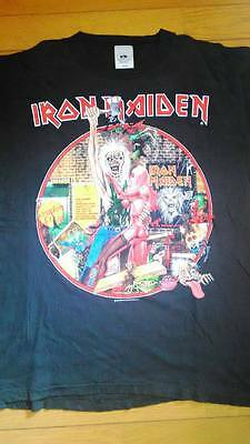 Iron Maiden Japan Tour 1991 No Prayer On The Road Bring Your Daughter .. Japan L
