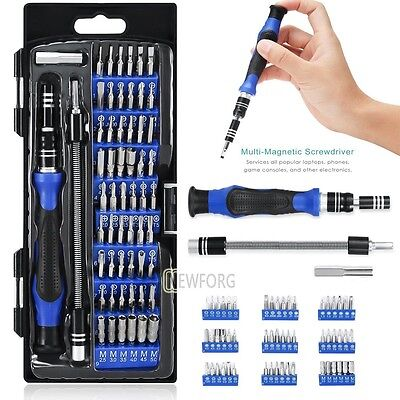57 in 1 Precision Multi-Bit Screw Driver Bits Kit Screwdriver Hardware Tool