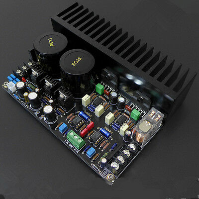 LM3886 Power Amplifier Board Kit DC SERVO 5534 Independent op amp DIY Amplifier