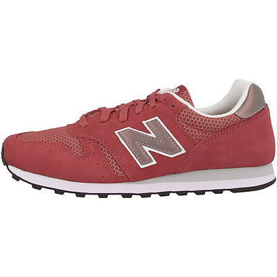 NEW BALANCE WL 373 si Scarpe Sneaker Donna wl373si RED PINK GOLD 574 573 410