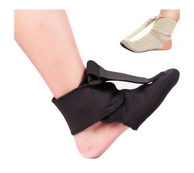 Adjustable Plantar Fasciitis Night Splint Foot Brace Support Toe Sport Pain - UK