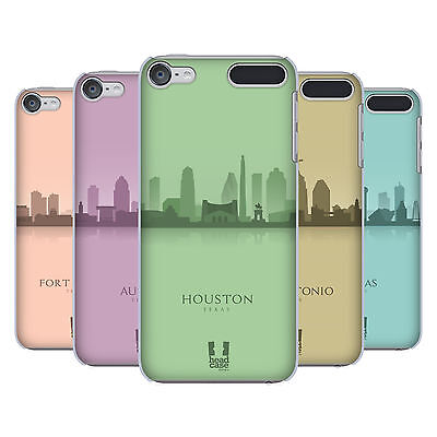 HEAD CASE DESIGNS LANDMARK SILHOUETTES 2 - US BACK CASE FOR APPLE iPOD TOUCH MP3