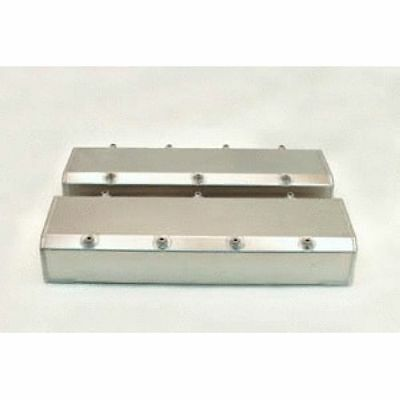 Canton Racing 65-201 Valve Cover Small Block Chevy Fab Aluminum with Fill /& PCV Ports