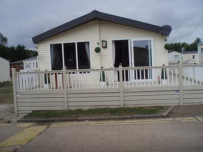 Private Seller- Luxury Holiday Lodge For Sale - Clacton-On-Sea