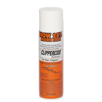 Clippercide Spray For Hair Clippers 425G Clippercide-425