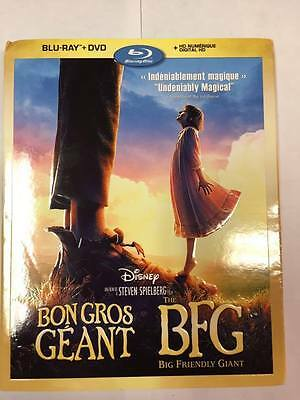 The BFG (Blu-ray/DVD, Includes Digital Copy) ***BRAND NEW FACTORY SEALED***