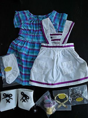 NEW! American Girl Addy DRESS & SEWING SET, NIB, 2015 Special Edition