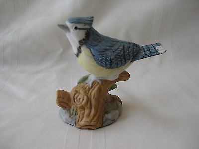 The Whitehall Society Blue Jay Bird Figurine