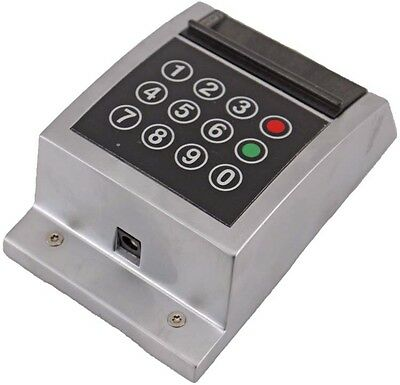 Onity C3N5RXXCM Electronic Access Control Magnetic Stripe Card Reader w/Keypad