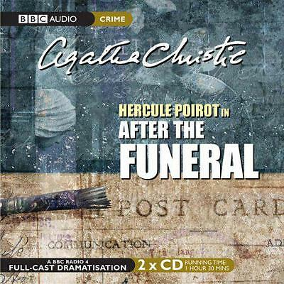 After the Funeral (BBC Audio Crime), Agatha Christie | Audio CD Book | 978056351