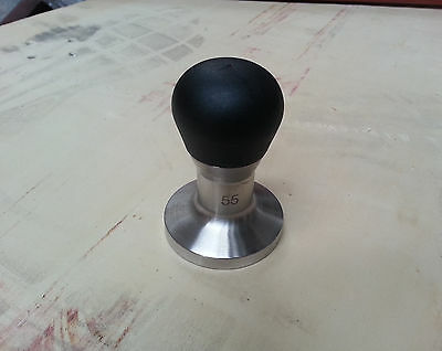 Tamper, Coffee stainless tamper 55mm, 5001621