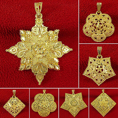 Goldplated New Indian Traditional Women Pendant Party Jewelry BSP107A-PAR