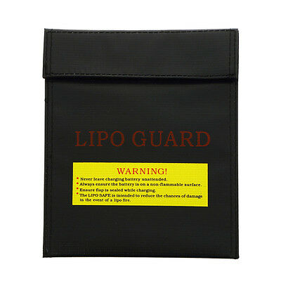 RC LiPo Battery Safe Guard Charging Protection Explosion-Proof Bag 240*110 mm