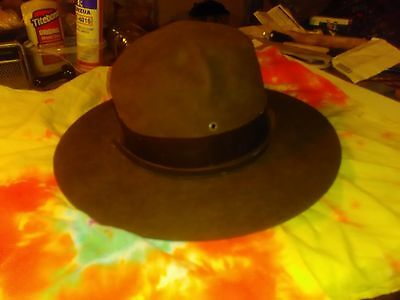 vintage 1945 Boy Scout of America hat