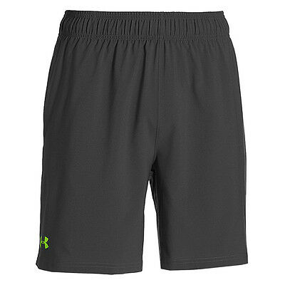 Under Armour Heatgear Mirage Short 8'' stealth gray green 1240128-008 Shorts