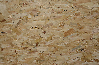 OSB 3 (highest grade) Stirling Board - Various Sizes - FREE UK MAINLAND SHIPPING