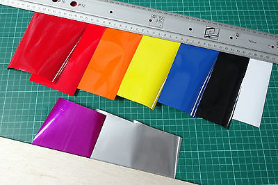 Model Covering Film, RC Aircraft, 2.4m, 5m & Samples, Tough, Strong Polyester