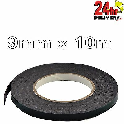 Tex Double Sided Acrylic Moulding Foam Tape 9mmx10m High Strength Adhesive Tape
