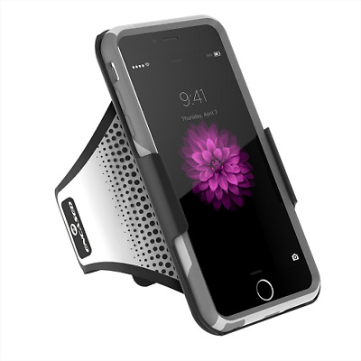 Workout Armband for Otterbox Commuter - iPhone 6 PLUS 5.5 [Case not included]