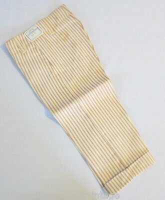 Vintage DAVID COPPERFIELD Baby Boys Cotton Twill Pants-New Old Stock W/Tag SZ 0