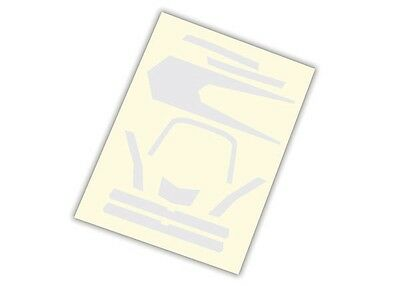 Traxxas 7984 Decals, High Visibility, White - Aton