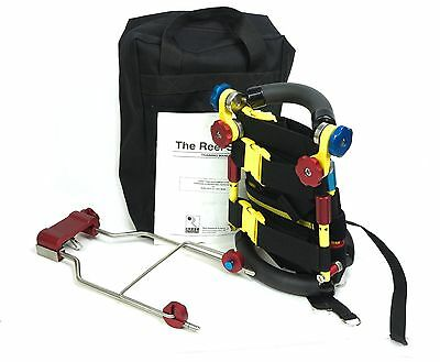 The Reel Splint 8801 Adult Immobilizer Traction Tactical Hybrid System Authentic