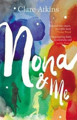 Nona and Me by Clare Atkins Paperback Book (English)