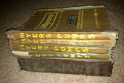 Vintage FE Myers Water Systems Pumps Catalog Lot