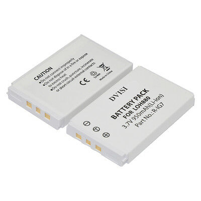 R-IG7 Battery for LOH880 Logitech Harmony One 900 720 850 880 885 890 Pro H880