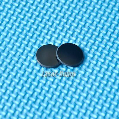 12mm Filter Lens Against 400-750nm//pass 808-1064nm IR Laser Pack of 2