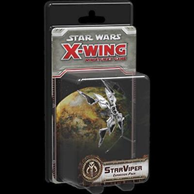 Star Wars X-Wing Miniatures StarViper Expansion