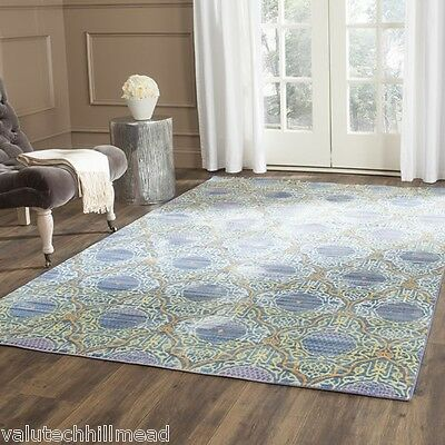 Safavieh Valencia persian Area Rug in Lavender/ Gold 120 x 180cm