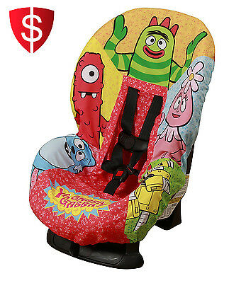 Kids Car Seat Cover Travel Baby Child Toddler Safety Child Van AUV Styles