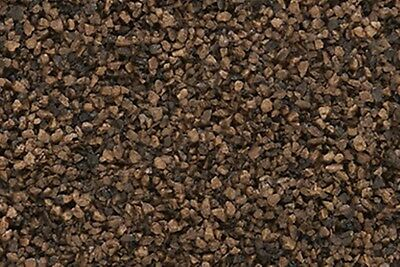 Woodland Scenics B78. Medium Ballast - Dark Brown.