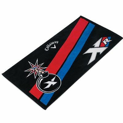 "71% Off Rrp Callaway Golf Xr Cotton Mens Performance Golf Large Towel 37""x19"""