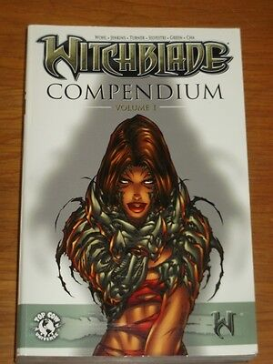 Witchblade Compendium Volume 1 Top Cow Wohl Jenkins (Paperback)< 9781582406343