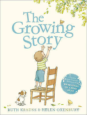 The Growing Story by Krauss, Ruth | Paperback Book | 9780007254514 | NEW