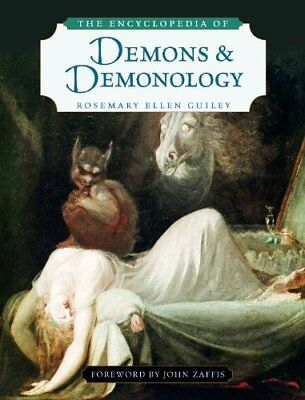The Encyclopedia of Demons and Demonology-Ellen Guiley