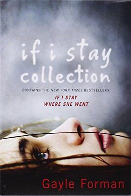 If I Stay Collection Set-Gayle Forman
