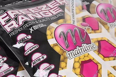 10 kg MAINLINE ESSENTIAL CELL BOILIES 18mm  FRESH  FREE NEXT DAY PNP