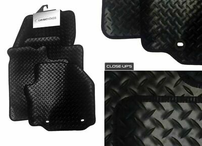 Nissan Note (2006-) Rubber Tailored Car Mats
