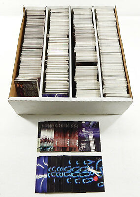 Lot of (3000) 1995 1996 Topps The X-Files Trading Cards ^ Avg Nm/Mt