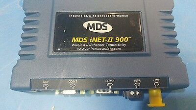 MDS iNet-II 900 Spread Spectrum 900Mhz Access Point / Remote Dual Gateway