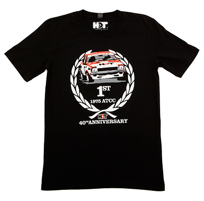 HDT L34 Torana t-shirt - Holden Dealer Team Peter Brock Colin Bond