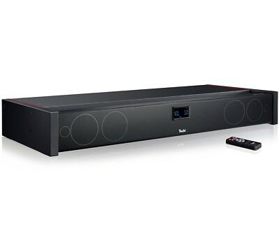 Teufel CINEBAR 21 POWER EDITION Heimkino Sounddeck Subwoofer Lautsprecher HiFi
