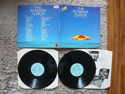Now That's What I Call Music The Summer Album 1986 UK Double Vinyl LP V/A EXC+