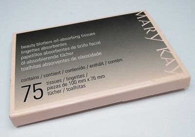 MARY KAY Beauty Blotters Oil Absorbing Tissues *NEW* 1'st class P&P